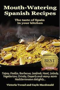 Spanish Recipes w badge