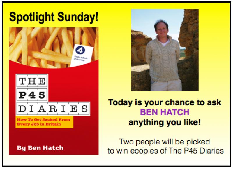 Ben Hatch Spotlight Sunday