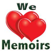 We love memoirs