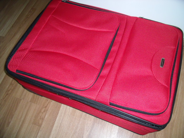 My lost suitcase