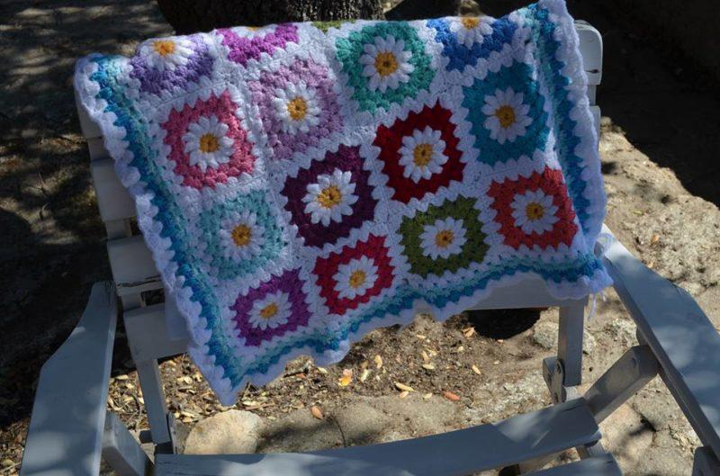 Photo#11-CrochetBabyBlanket