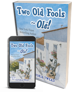 3D Two Old Fools - Ole