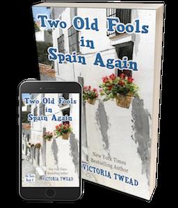 3D Two Old Fools in Spain again