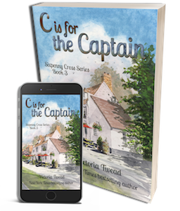 3D C is for Captain & ereader copy