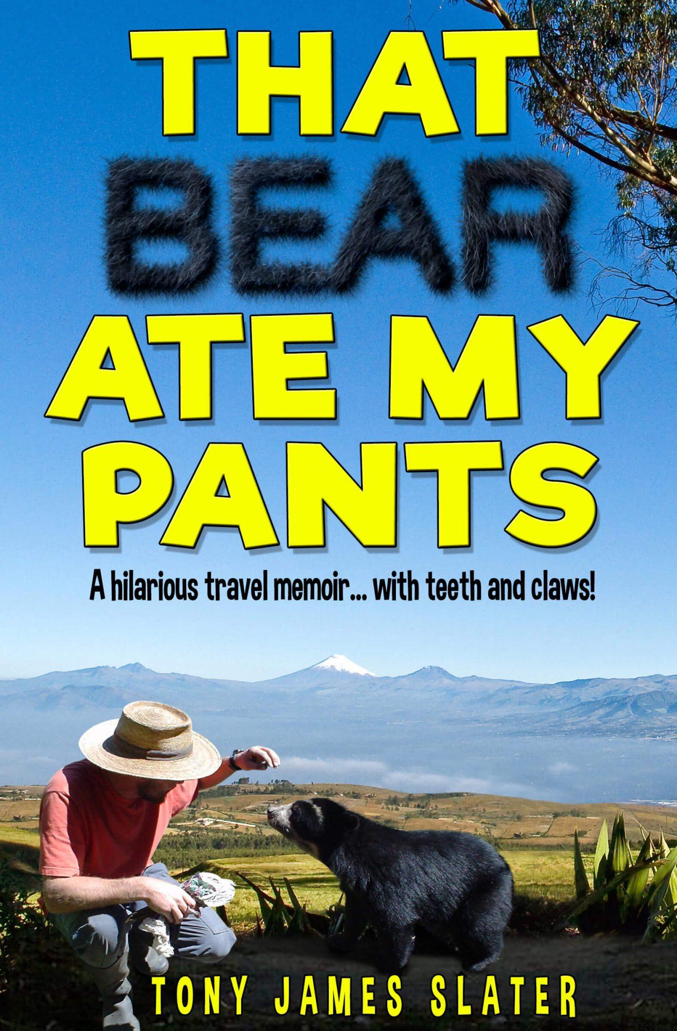 That Bear Ate my Pants