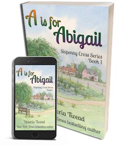 3D A is for Abigail & ereader LR