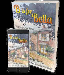 3D B is for Bella & ereader copy