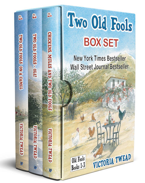 Two Old Fools Box Set
