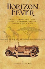 Explorer A.E.Filby's own account of his extraordinary expedition through Africa, 1931 - 1935.